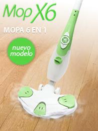 MOPA A VAPOR MOP X6