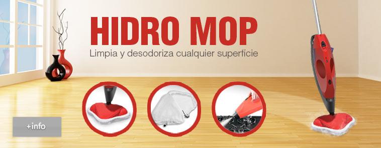 MOPA DE VAPOR HIDRO MOP
