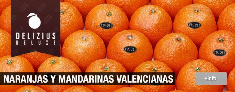 NARANJAS Y MANDARINAS DE VALENCIA